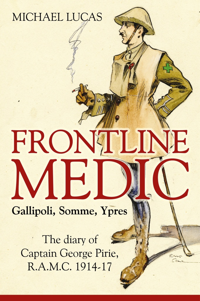 Frontline Medic Book Cover