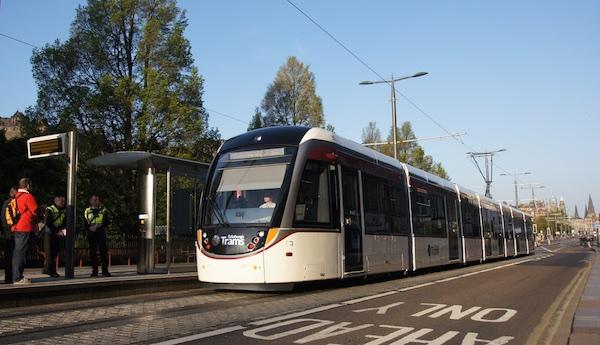 TER Edinburgh Tram
