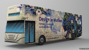 Travelling Gallery Design in Motion image