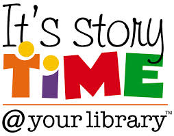 library storytime logo