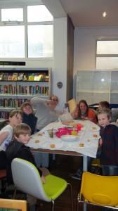 portobello library sunday craft session