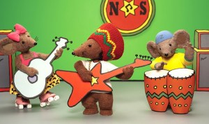 rastamouse at the cameo