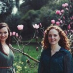 robyn stapleton and claire hastings at NGS for Live Music Now