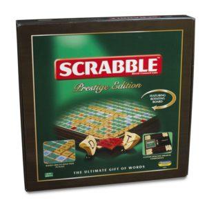 scrabble box
