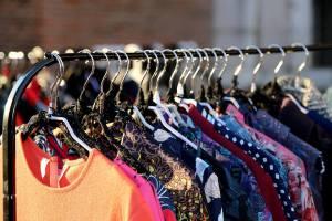 shelter scotland clothes rack