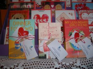 st columba's valentine book parcels