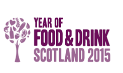 year of food and drink scotland logo