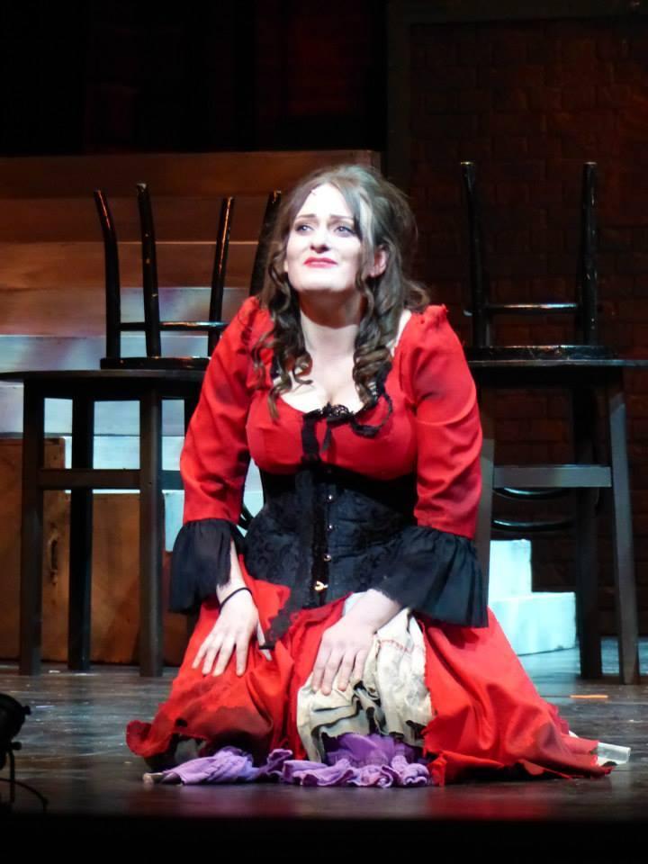 Oliver The Musical Nancy