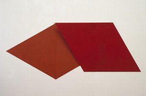 Spatial Relief (red) copyright Tate London