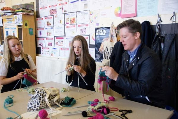 Knitting Groups Edinburgh : Edinburgh international festival announces three year arts