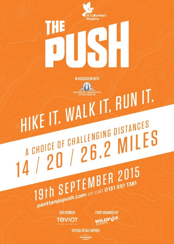 The Push Poster
