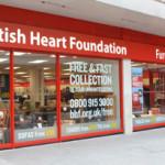 BHF shop dalry