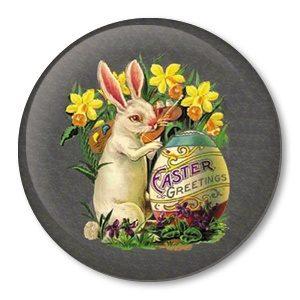 Easter badge