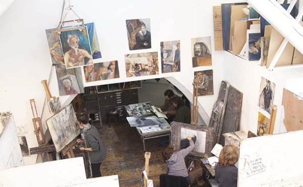 Leith School of Art May Open Day