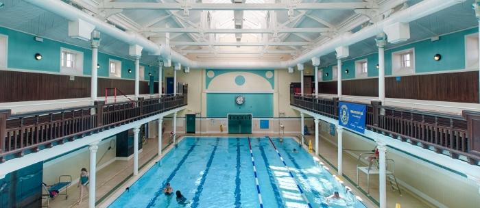 Edinburgh Leisure Staff Raising Funds For Swimming Lessons The Edinburgh Reporter
