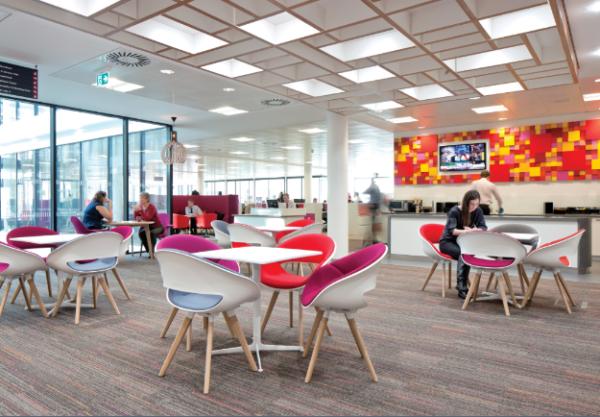 Best workplace in scotland is right here in edinburgh for Office design edinburgh
