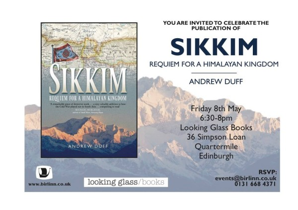 Sikkim cover