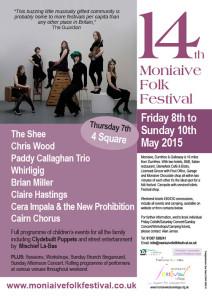 moniaive folk festival poster