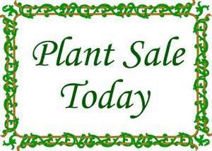 plant sale clip art