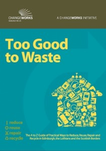 to good to waste leaflet