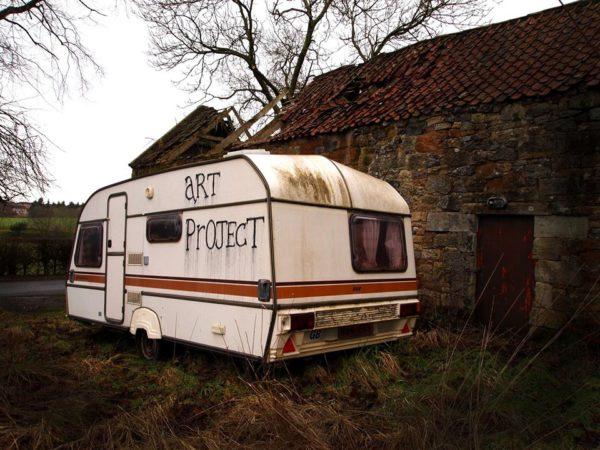 Homing-Caravan
