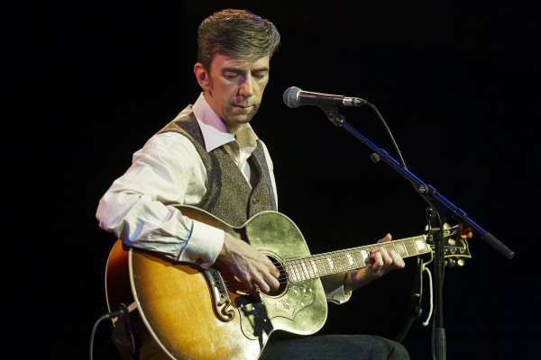 James Grant, Queens Hall, Edinburgh, Fri, 29, May, 2015