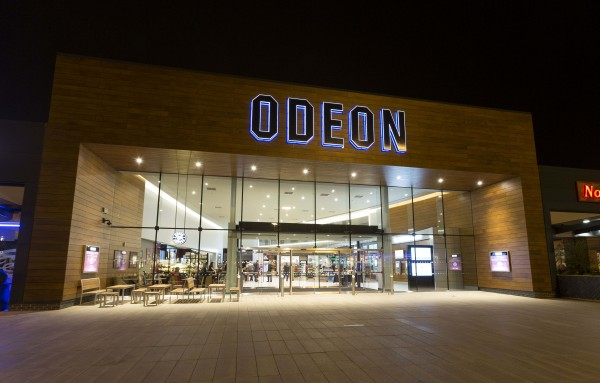 Odeon Cinema Fort Kinnaird