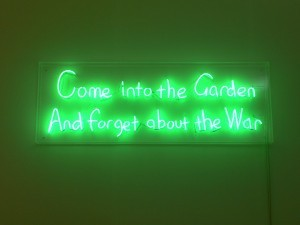 Graham Fagen: War Garden After Tubby 2007