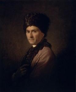 Jean-Jacques Rousseau by Allan Ramsay, 1766