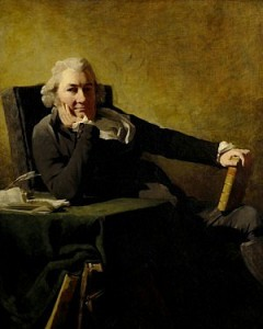 Robert Cunninghame Graham painted by Henry Raeburn in 1794