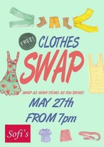 sofi's clothes swap