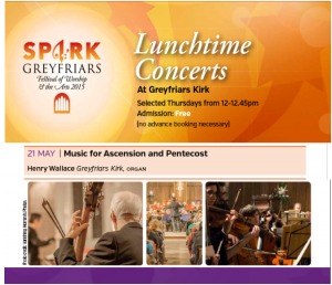 spark greyfriars poster for 21st May 2015