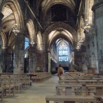 st giles cathedral interior