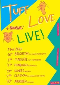 tuff love poster