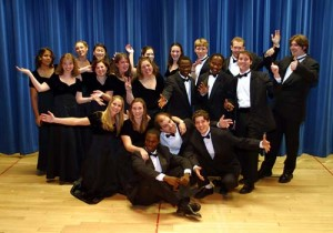 worcester state university chorale