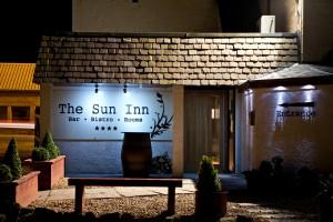 The Sun Inn Outside