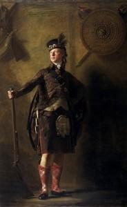 Colonel Alastair Ranaldson Macdonell of Glengarry by Sir Henry Raeburn (1812)