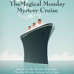 magical mystery cruise at Kelburn Garden Party