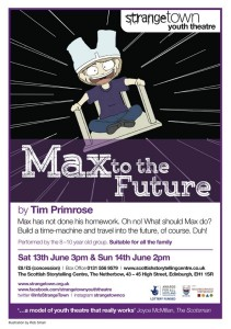 max to the future