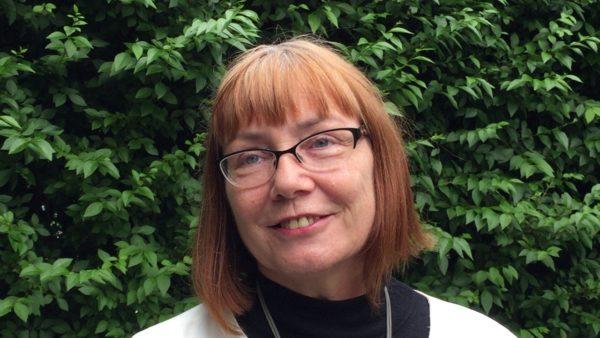 Headshot Susan Rae