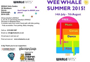Wee WHALE Fest 2015