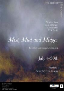 mist mud and midges