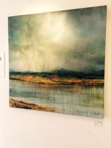 newton ross dunart bay gallery on the corner