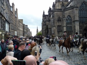Edinburgh Common Riding 2015