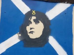 Che Sturgeon - leading the revolution