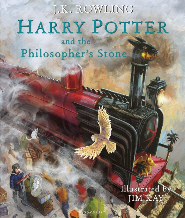 Harry Potter illustrated