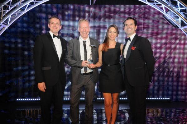 SLTN Wine Award - Wedgwood