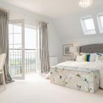 The Melville – Master Bedroom to Doors-®ZAC+ZAC