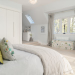The Melville – Master Bedroom to Entrance-®ZAC+ZAC