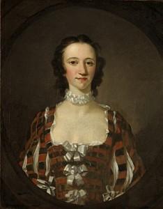 Flora Macdonald by Richard Wilson 1747